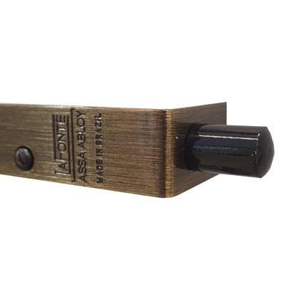 Fecho de Embutir Antique 20 e 40 cm Quebra Unha Lafonte 400