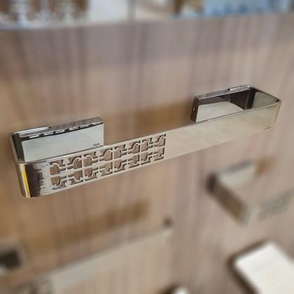 Porta Toalha Zen By Zen 30 cmts Inox Polido