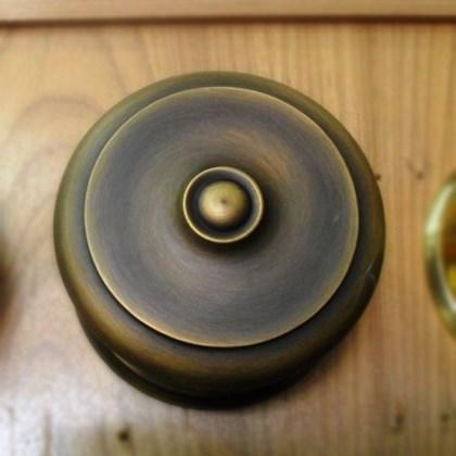 Puxador Alça Bola Torneada Maciça 5 polegadas LVN