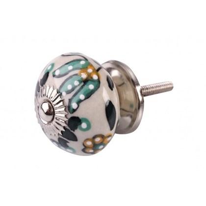 Puxador Cerâmica PA9511 Indiano