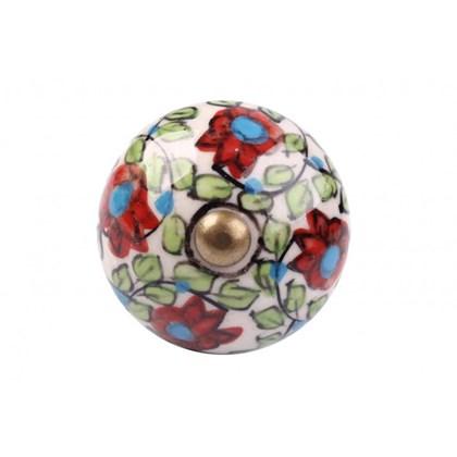Puxador Cerâmica PA9513 Indiano