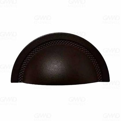 Puxador Concha Shell Metallo Zen