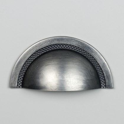 Puxador Concha Shell Niquel Velho Zen