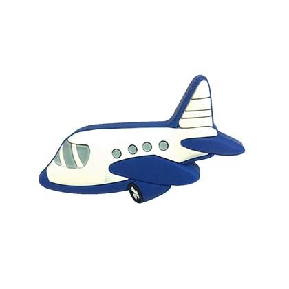 Puxador Infantil Aviao Azul