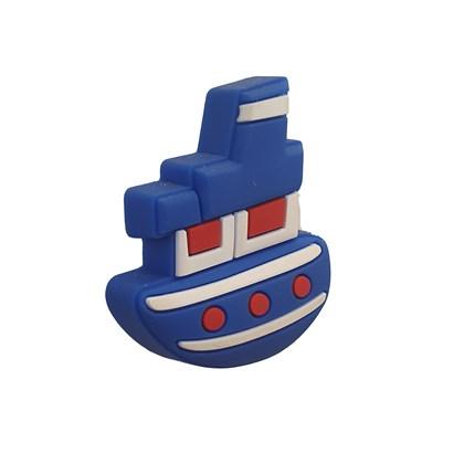 Puxador Infantil Barco