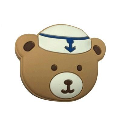 Puxador Infantil Urso Marinheiro